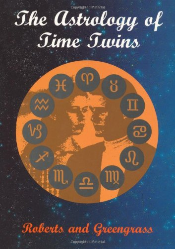 9781858211206: The Astrology of Time Twins