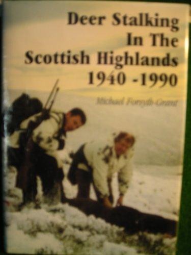 9781858216478: Deer Stalking in the Scottish Highlands, 1940-90
