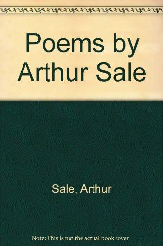 9781858216508: Poems by Arthur Sale
