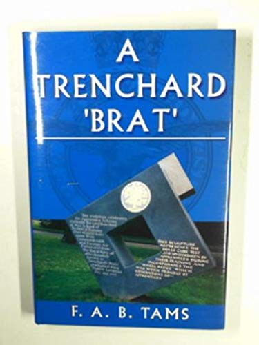 9781858217475: A Trenchard Brat