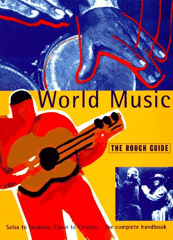 9781858280172: World Music: The Rough Guide, First Edition