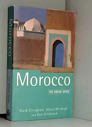 9781858280400: Morocco: The Rough Guide, Fourth Edition