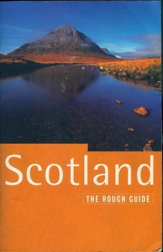 9781858280837: Scotland: The Rough Guide, First Edition