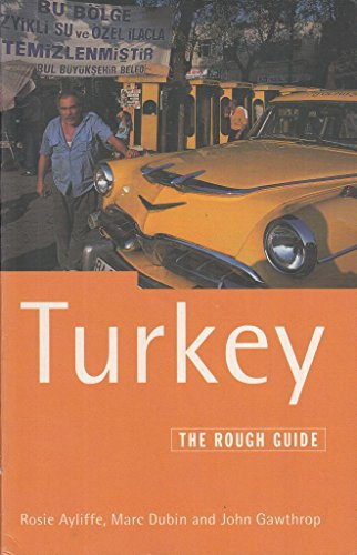 9781858280882: Turkey: The Rough Guide, Second Edition