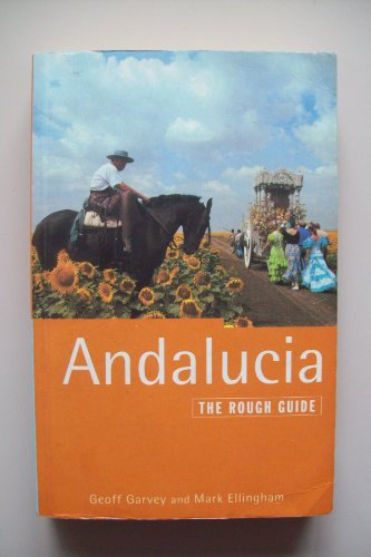9781858280943: Andalucia: The Rough Guide, First Edition (Rough Guides)