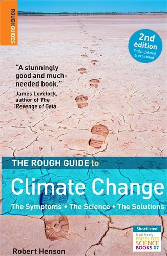 9781858281056: The Rough Guide To Climate Change