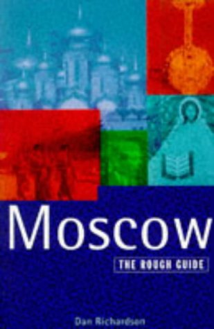 9781858281186: Moscow: The Rough Guide, First Edition