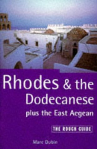 9781858281209: Rhodes and the Dodecanese Plus the East Aegean: The Rough Guide, First Edition (1st ed)