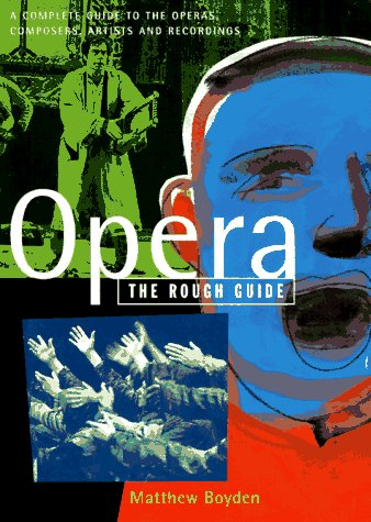 9781858281384: Opera (Rough Guides)
