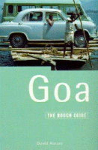 Goa: The Rough Guide, First Edition (1995): Abram, David