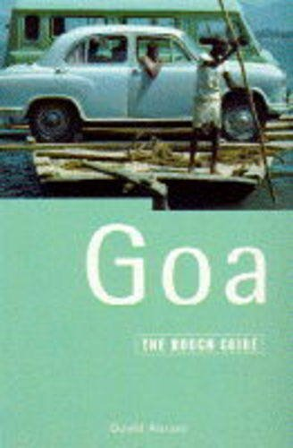 9781858281568: Goa: The Rough Guide, First Edition (1995)