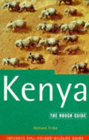 9781858281926: The Rough Guide to Kenya, Fifth Edition