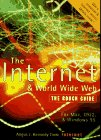 9781858281988: The Internet and World Wide Web: The Rough Guide, First edition (Rough Guides)