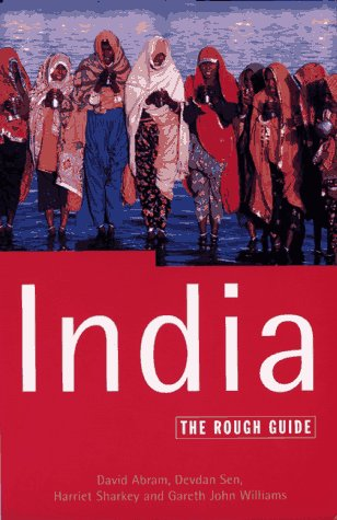 9781858282008: India: The Rough Guide (The rough guides)