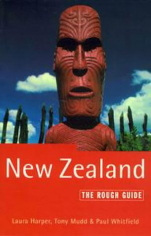 9781858282336: The Rough Guide to New Zealand (Rough Guide Travel Guides)