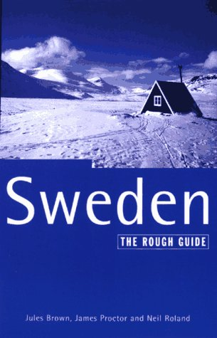 9781858282411: Sweden: The Rough Guide, First Edition (1997)