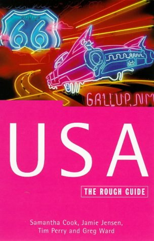 9781858283074: Usa: The Rough Guide, Fourth Edition (4th Edition)