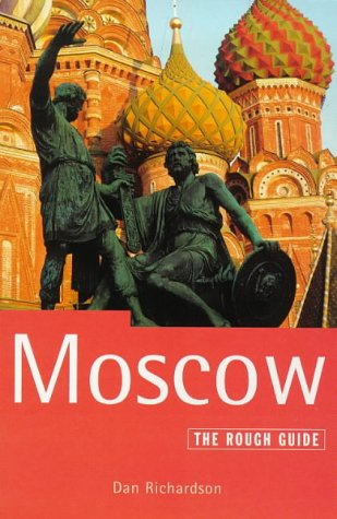 9781858283227: MOSCOW (ROUGH GUIDE 2ed) --> see new edition: The Rough Guide