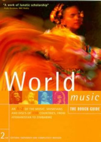 Rough Guide to World Music (1858283345) by [???]