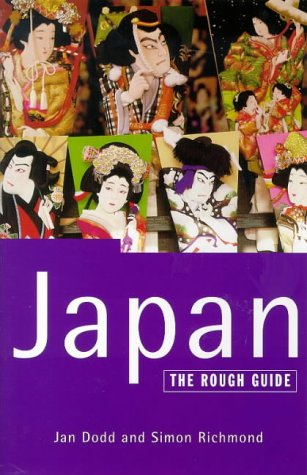 9781858283401: The Rough Guide to Japan (Japan (Rough Guides), 1999)