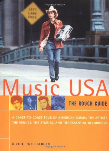 9781858284217: The Rough Guide to Music USA