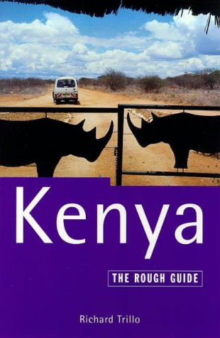 9781858284484: The Rough Guide to Kenya, 6th Edition