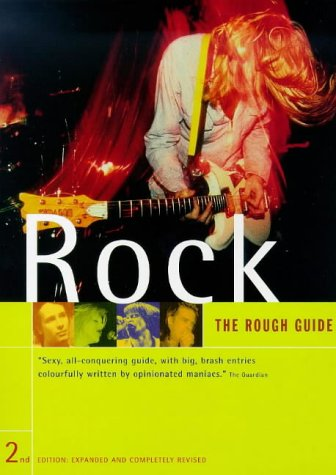 9781858284576: The Rough Guide to Rock, 2nd Edition (Rough Guide Music Guides)