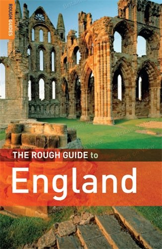 9781858284989: The Rough Guide to England (Rough Guide Travel Guides)