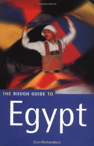 9781858285221: The Rough Guide to Egypt, 4th Edition