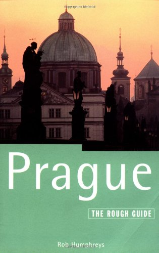 The Rough Guide to Prague 4: Humphreys, Rob