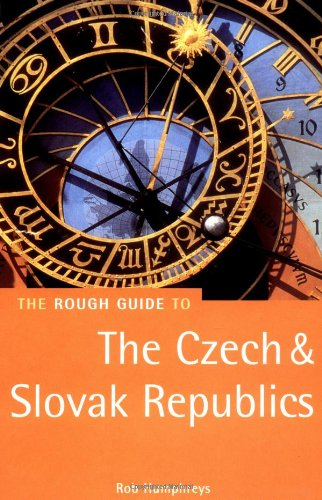 9781858285290: The Rough Guide to the Czech and Slovak Republics (Rough Guide Travel Guides)