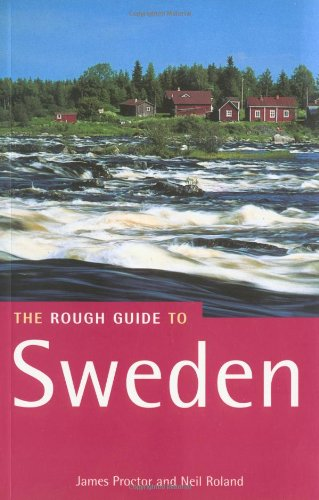 9781858285375: SWEDEN (Rough Guide 2ed, 2000) --> new edition [07/03) (Rough Guide Travel Guides)