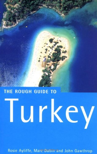 9781858285429: The Rough Guide to Turkey, 4th Edition (Rough Guide Travel Guides)