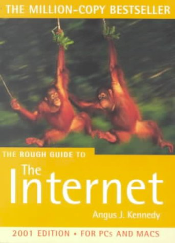 9781858285511: The Rough Guide to Internet 2001