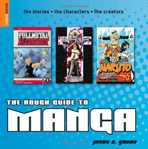 9781858285610: The Rough Guide to Manga (Rough Guide Reference)