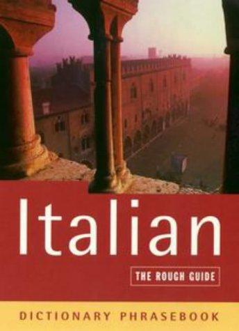 9781858285788: Italian: The Rough Guide Dictionary Phrasebook