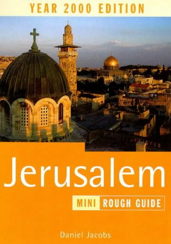 9781858285795: The Rough Guide to Jerusalem