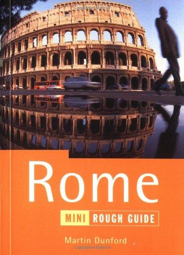 9781858285993: The Mini Rough Guide to Rome, 1st Edition (Rough Guide Mini Guides)