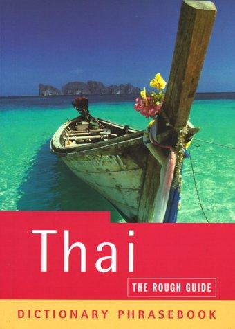9781858286082: The Rough Guide: Thai Dictionary Phrasebook (Rough Guide Phrasebooks)