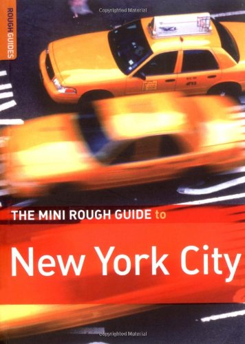 9781858286198: The Mini Rough Guide to New York City 3 (Rough Guide Mini Guides)