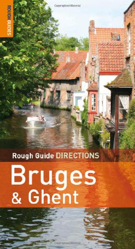Rough Guide Directions Bruges & Ghent: Lee, Phil, Rough Guides