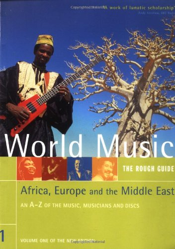 9781858286358: World Music: Europe, Africa and the Middle East v. 1 (Rough Guides Reference Titles)
