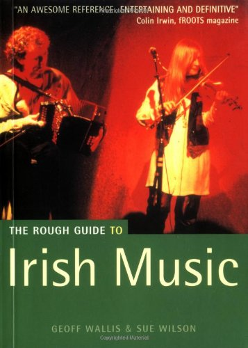 9781858286426: The Rough Guide to Irish Music (Rough Guide Music Reference)