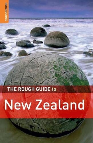 9781858286617: The Rough Guide to New Zealand 6 (Rough Guide Travel Guides)