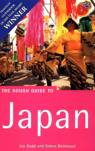 The Rough Guide to Japan 2 (Rough: Jan Dodd, Simon