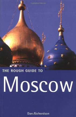 9781858287003: The Rough Guide to Moscow