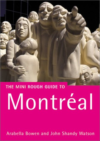 9781858287041: The Rough Guide to Montreal: Includes Quebec City (Miniguides)