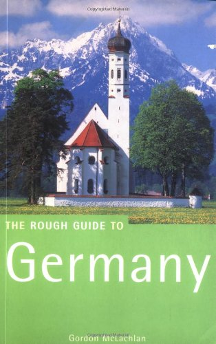 9781858287065: Germany: The Rough Guide (Rough Guide Travel Guides)