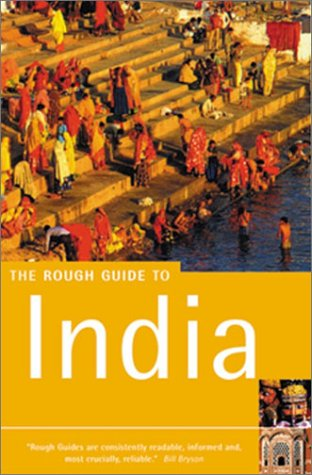 9781858287294: INDIA (Rough Guide 4ed, 2001)--- see new edition [11/03 (Rough Guide Travel Guides)