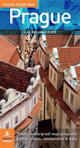 9781858287348: The Rough Guide to Prague Map 2 (Rough Guide City Maps)